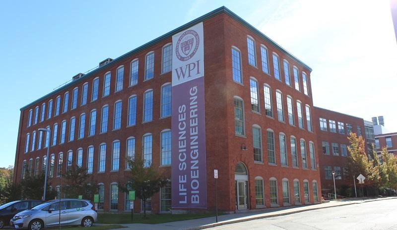 WPI Life Sciences and Bioengineering Center