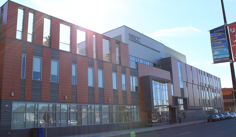 Northern Essex Community College - Dr. Ibrahim El-Hefni Allied Health and Technology Building